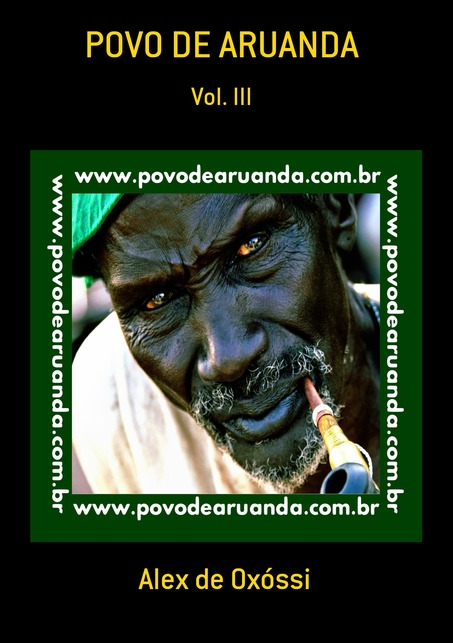 POVO DE ARUANDA vOL III