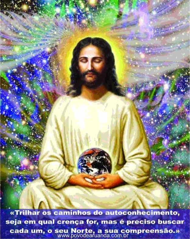 A PRESENÇA DE JESUS SEM OS VÍNCULOS DA RELIGIÃO